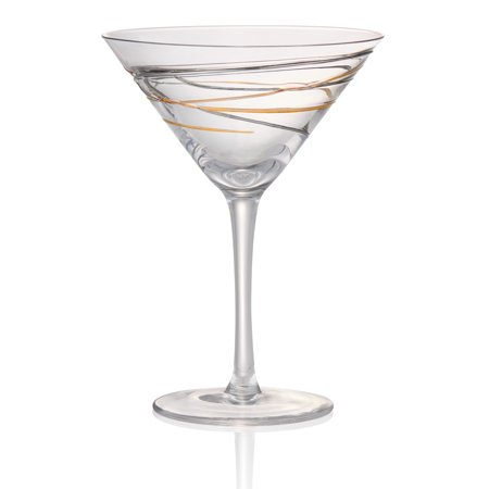 Artland Reflections 8 Ounce Martini Glass