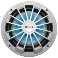 "MB QUART NW1-254L Nautic Series Marine-Certified 10"" 600-Watt Shallow Subwoofer with LED Illumination MB QUART NW1-254L Nautic Series Marine-Certified 10"" 600-Watt Shallow Subwoofer with LED"