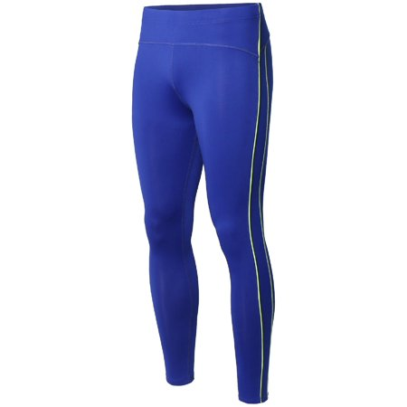 Tight Base Layer Bottom (FashionOutfit Men's Athletic Compression Base Layer Fitness Tight Pant)