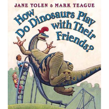 How Do Dinosaurs Play With Their Friends (Board Book) - How Long Do Glow Sticks Last