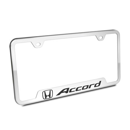 Awesome Lighted License Plate Frame Pattern - Custom Picture Frame ...