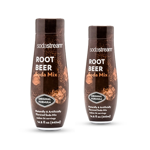 SodaStream Root Beer  (2 Pack) SodaStream Root Beer