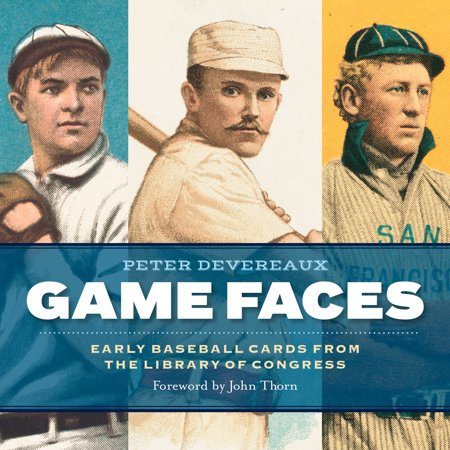 Congress Congress Semi Flush - Game Faces : Early Baseball Cards from the Library of Congress