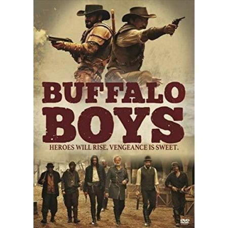 Buffalo Boys (DVD)](Steven Anderson Halloween)