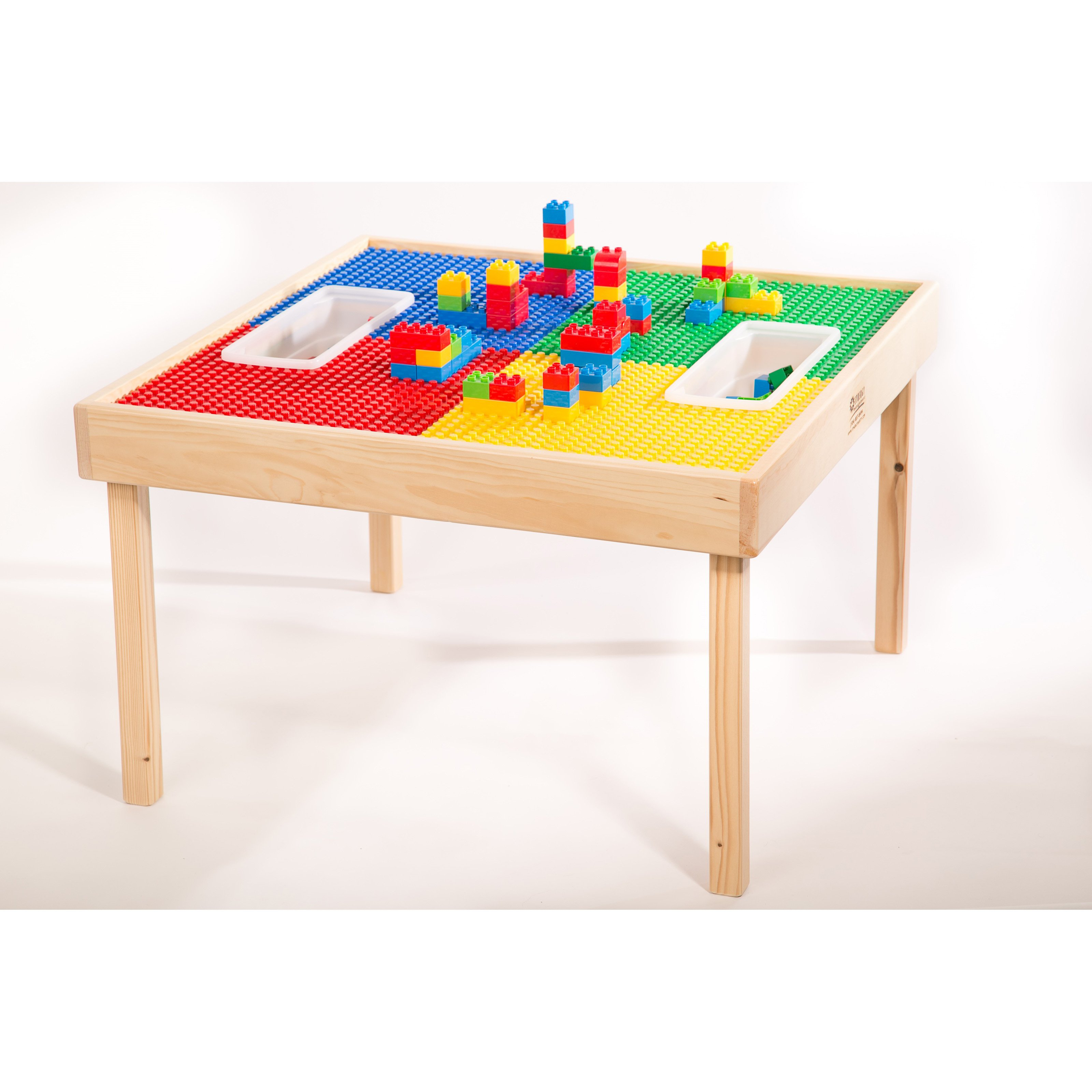 Fun Builder Multiple Activity Table