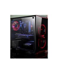 CLX SET GAMING Ryzen 3-2200G 3.50GHz (4 Cores) 8GB DDR4 1TB HDD & 120SSD NVIDIA GeForce GTX 1050 2GB GDDR5 MS Windows 10 Home 64-Bit