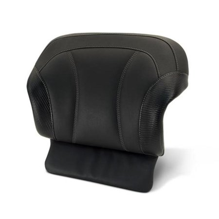 Mustang 76197 Trunk Mounted Passenger Backrest for Can-AM Spyder