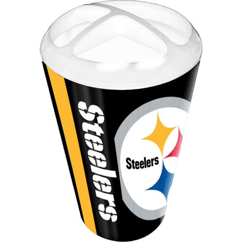 NFL Pittsburgh Steelers Decorative Bath Collection Toothbrush Holder