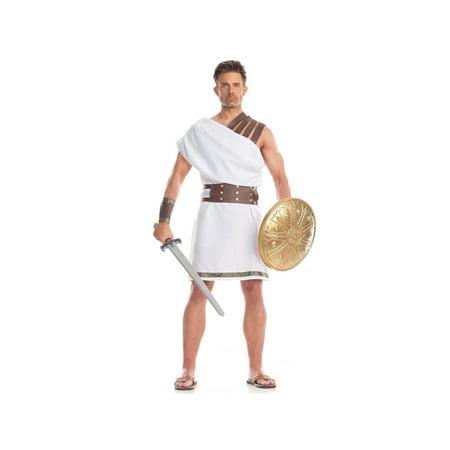 Be Wicked BW1660 3 Piece MIGHTY MERCENARY mens costume M/L / - Mercenary Costume