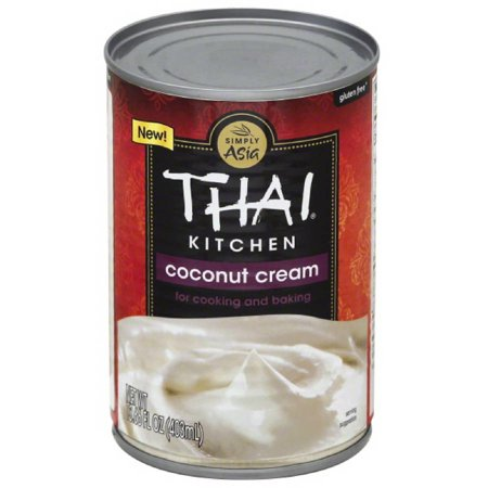 Simply Asia Thai Kitchen Coconut Cream, 13.66 fl oz, (Pack of