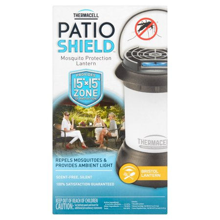 Thermacell Mr9sb Patio Shield Bristol Mosquito Repeller