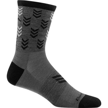 Darn Tough Coolmax 1/4 Sock - darn tough chase micro crew ultra light men's sock gray xl