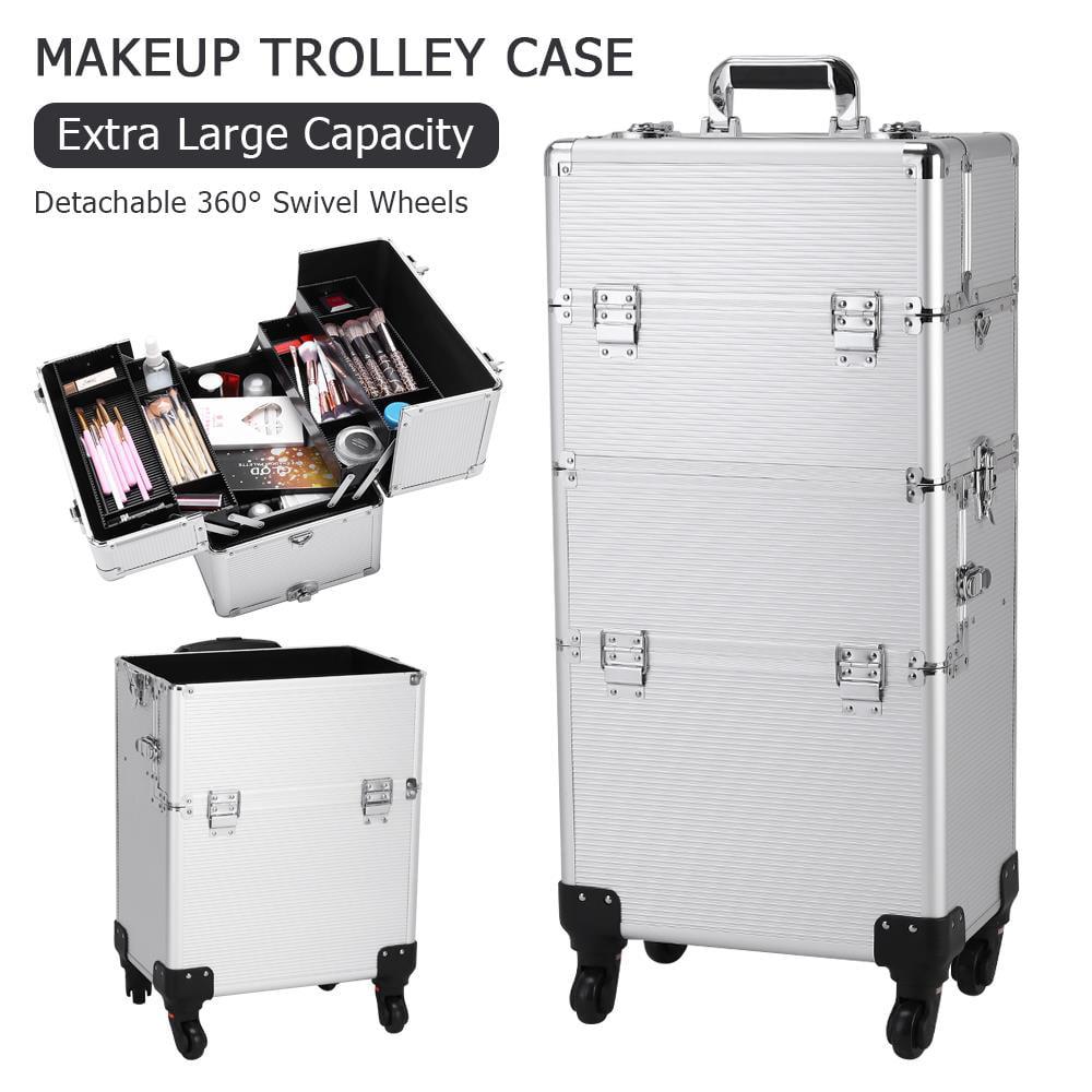 Rotate Rolling Salon Tool Organizer
