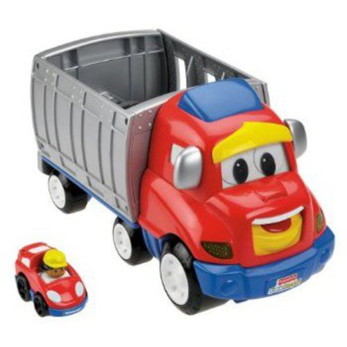 Fisher Price Little People Wheelies Zig the Big Rig by Fisher-Price