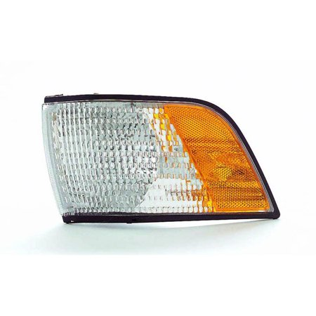 1991-1996 Buick Century  Driver Side Left Signal and Side Marker Lamp Assembly -