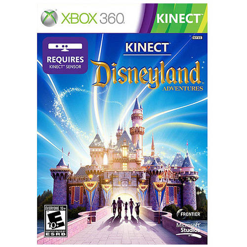 Kinect Disneyland (Xbox 360) - Pre-Owned
