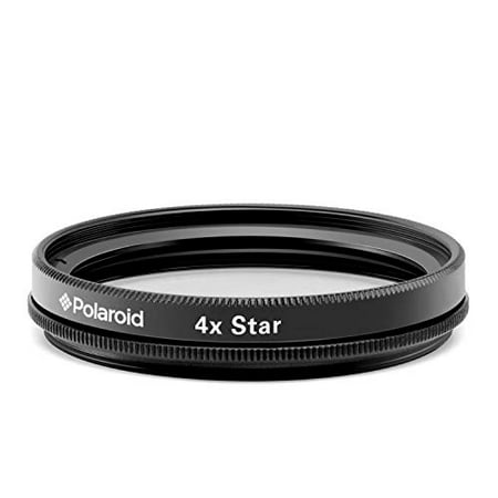 Polaroid Optics 55mm Rotating 4-Point Star Special Effects Filter –– Compatible w/ All Popular Camera Lens Models](Halloween Camera Effects)