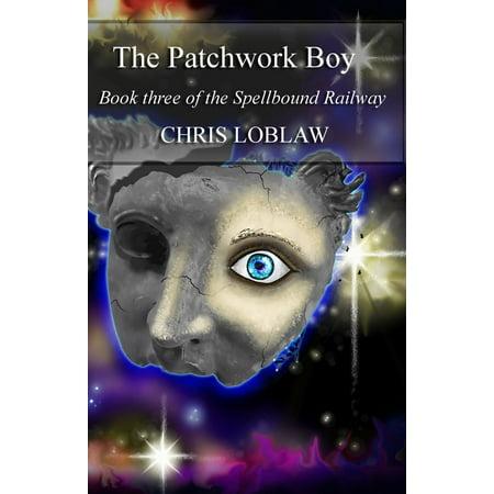 The Patchwork Boy - eBook