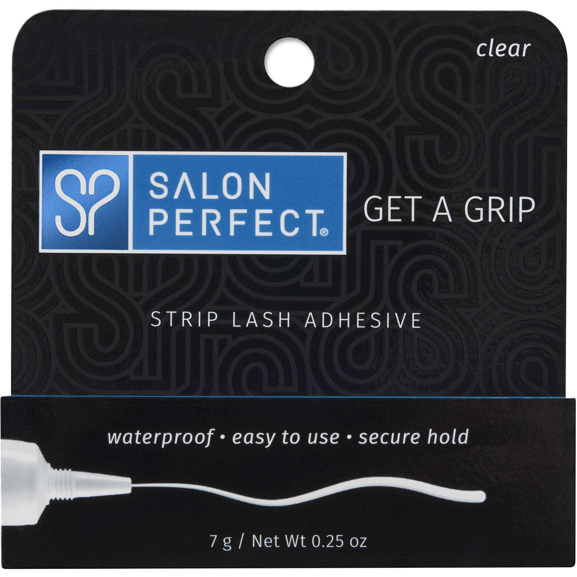 Salon Perfect Perfect Strip Clear Eyelash Adhesive, 0.25 oz