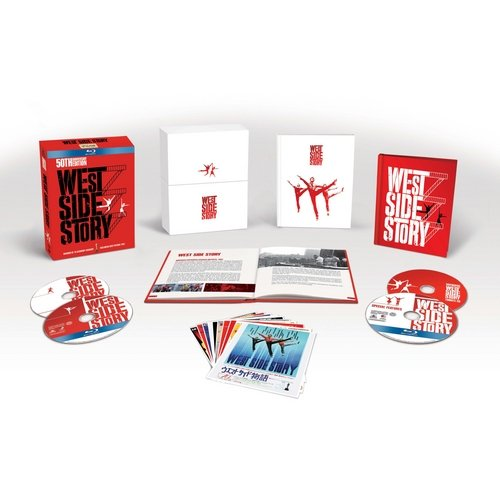 West Side Story (50th Anniversary Edition) (Blu-ray + DVD))