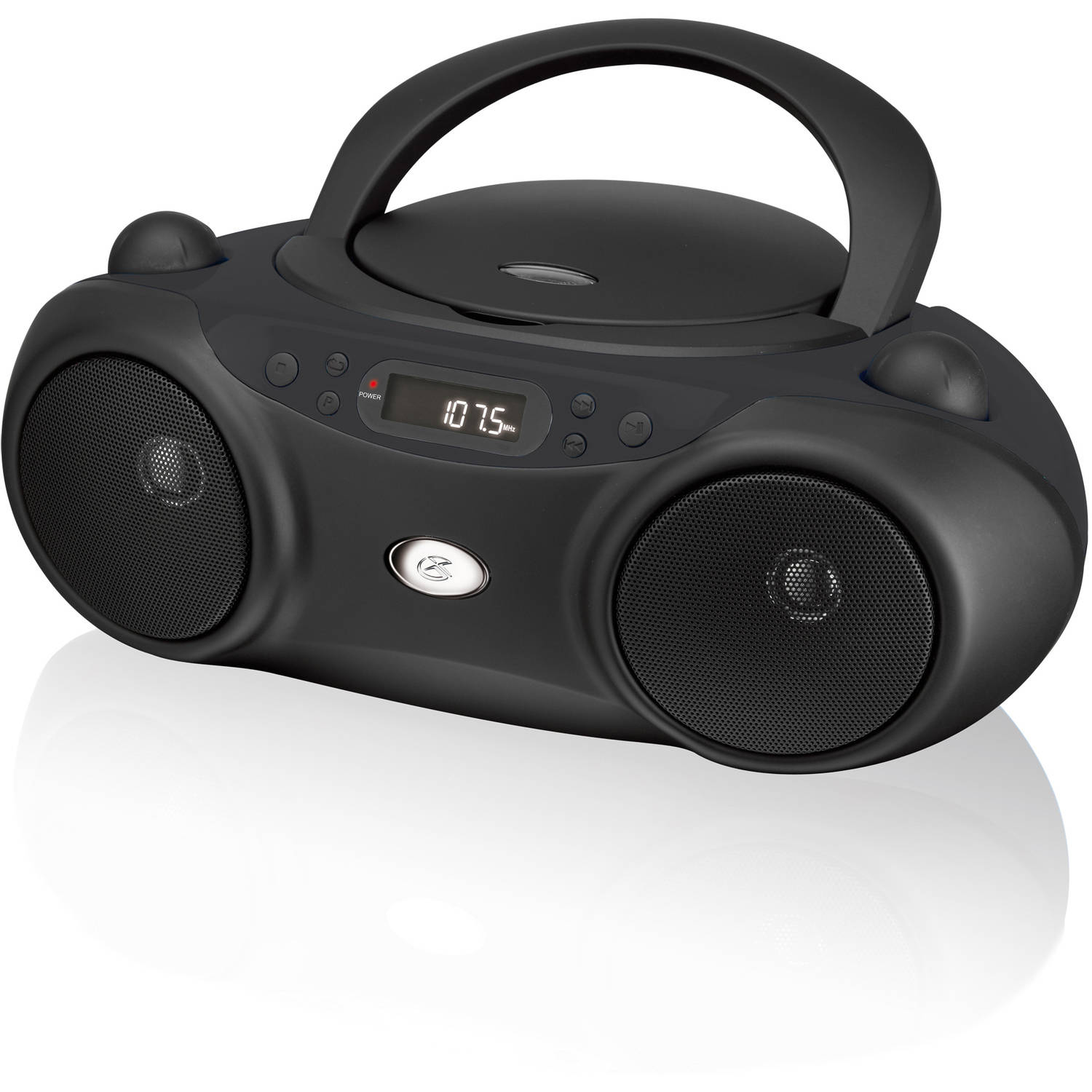 GPX BC232 Sport CD Player, AM/FM Boombox