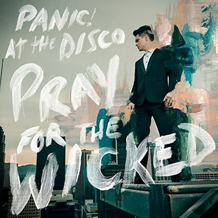 Pray For The Wicked (Vinyl) (Whos Opening For Panic At The Disco 2017)
