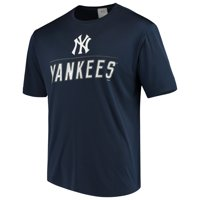 Product Image Men s Majestic Navy New York Yankees Big Athletic TX3 Cool  Fabric T-Shirt 5c8220e4f99