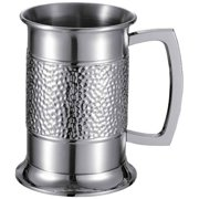 Visol Golfspieler Stainless Steel Beer Mug, 12-Ounce, Chrome by Overstock