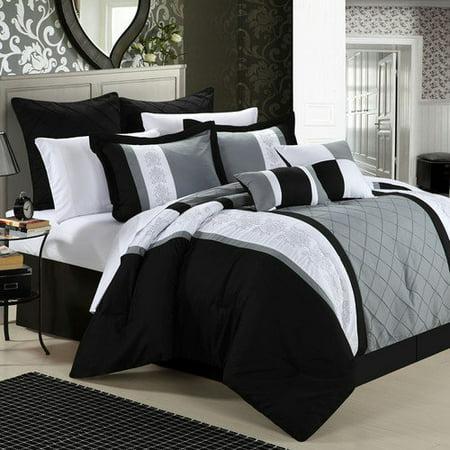 Chic Home Livingston 12 Piece Comforter Set ()