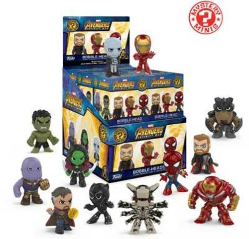 FUNKO MYSTERY MINI: Avengers Infinity (ONE MINI PER PURCHASE)