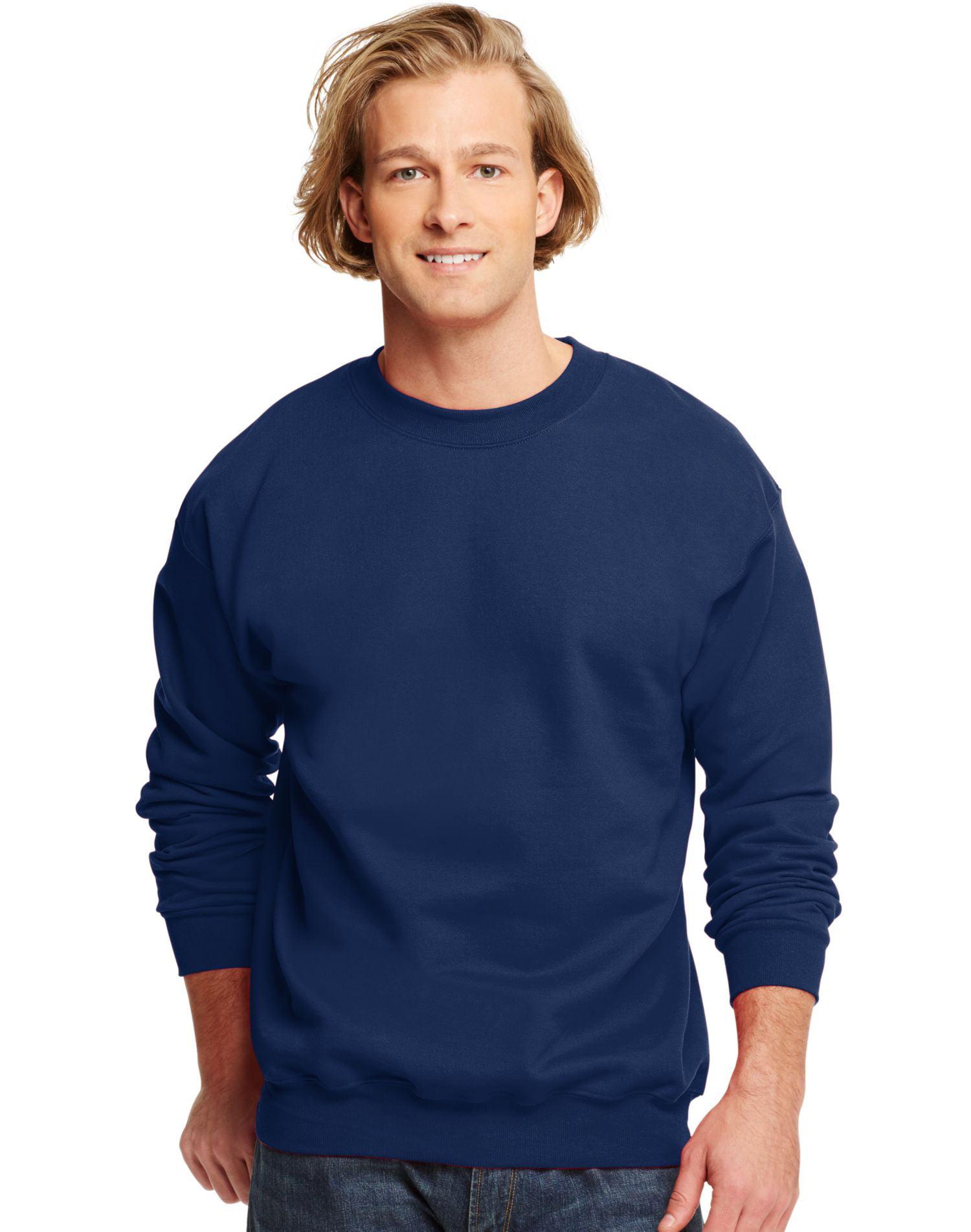 2709e2ecf21 Hanes Ultimate Cotton Adult Crewneck Sweatshirt