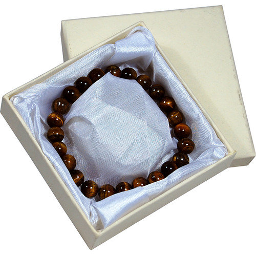The Premium Connection Bret Roberts Tiger Eye Strand Bracelet