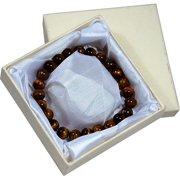 290-TIGRB Tiger Eye Stretch Bracelet Box Pack of 1