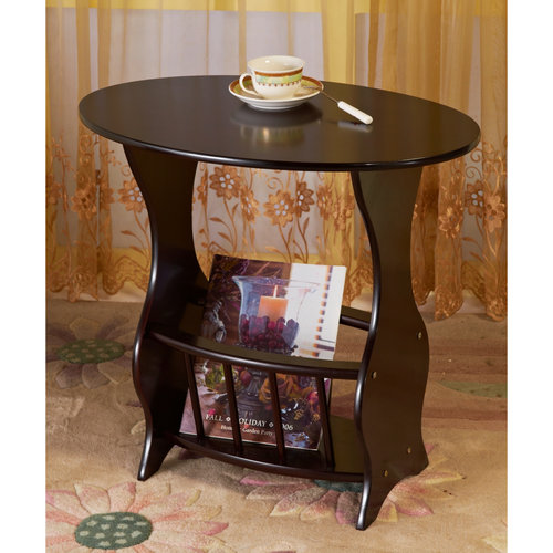 Home Craft Magazine Table, Multiple Colors