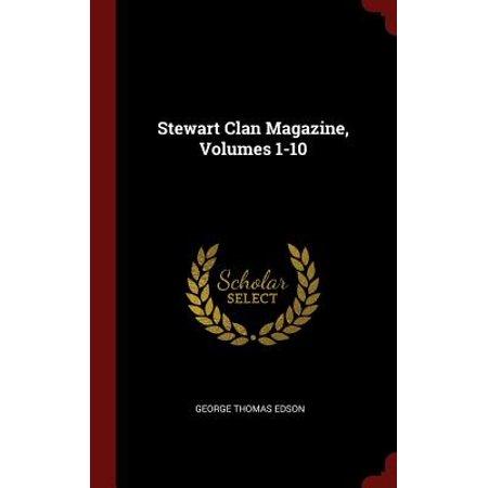 Stewart Clan Magazine, Volumes (Stewart Clan Tartan)