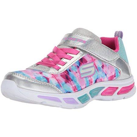 2cb8c11998fa SKECHERS - Skechers Kids Girls  Litebeams-Dance N Glow Sneaker ...