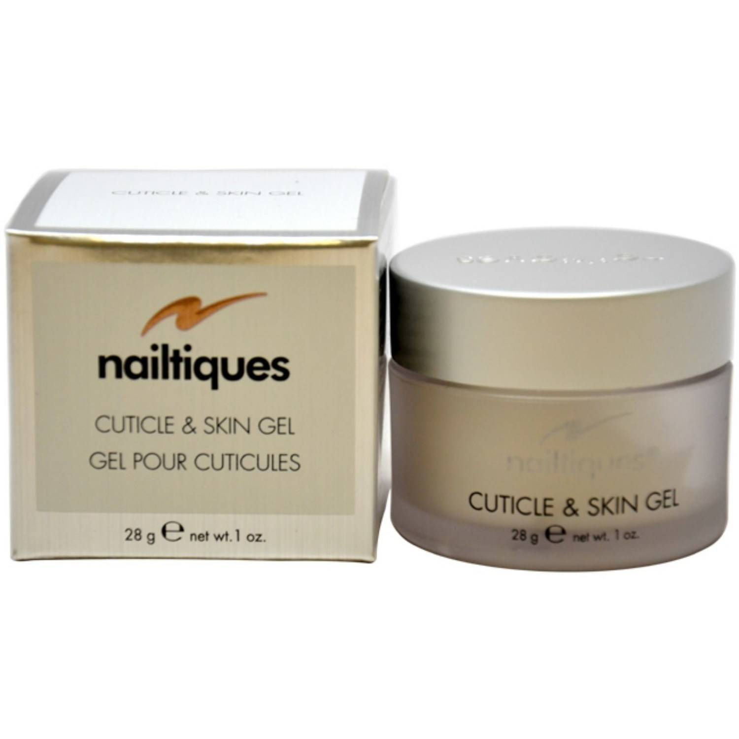 Nailtiques Cuticle & Skin Gel by Nailtiques for Women, 1 oz