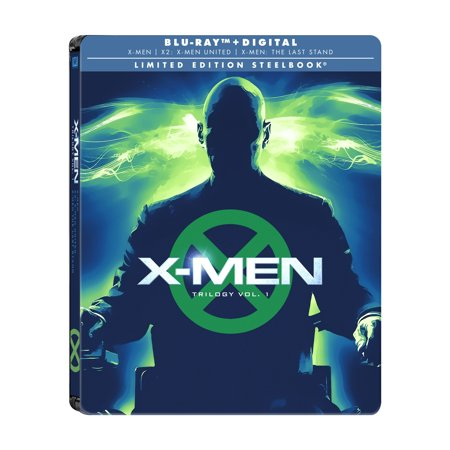 X-Men Trilogy (Blu-ray) (Entertainment Package)