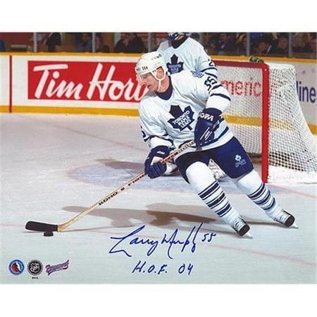 AJ Sports World MURL104020 LARRY MURPHY Toronto Maple Leafs SIGNED 8x10 Photo by
