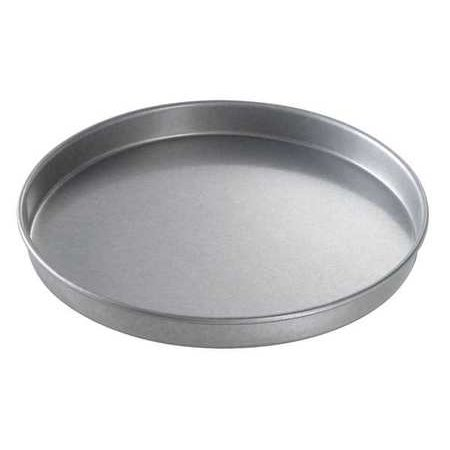 CHICAGO METALLIC 41010 Round Cake Pan, Plain, 10x1 Chicago Metallic Pie Pan