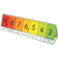 Didax Educational Resources Place Value Flip Stand