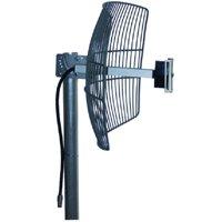 Turmode Grid Parabolic WiFi Antenna for 2.4GHz (WAG24213)