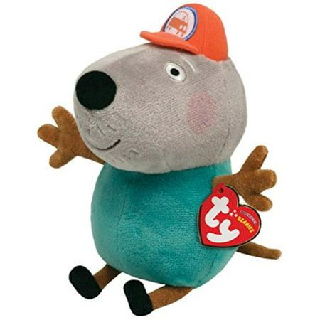 5027c1f79bf TY Beanie Baby - GRANDAD DOG (UK Exclusive - Peppa Pig) - Walmart.com