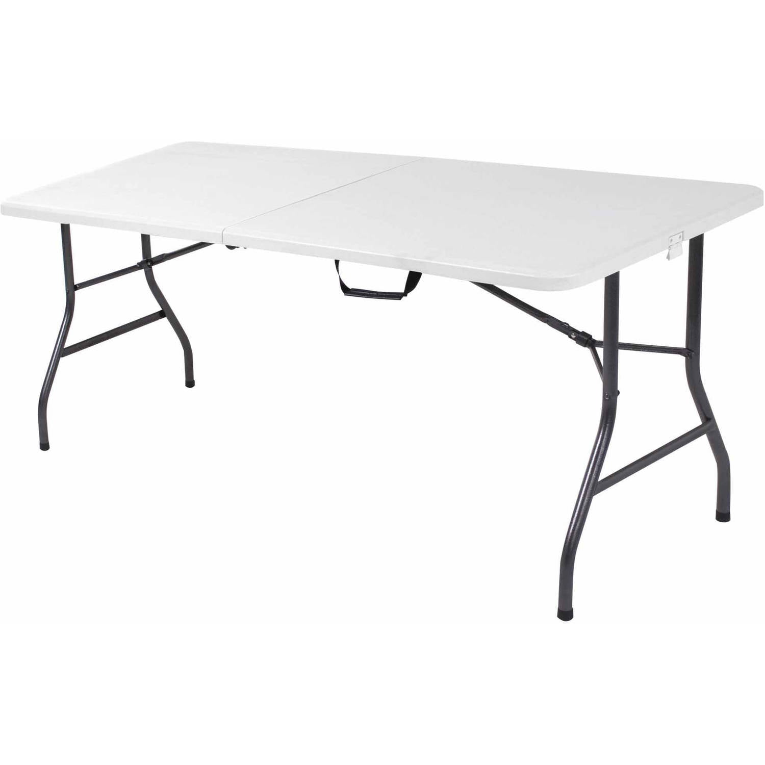 Folding tables chairs for Table pliante walmart