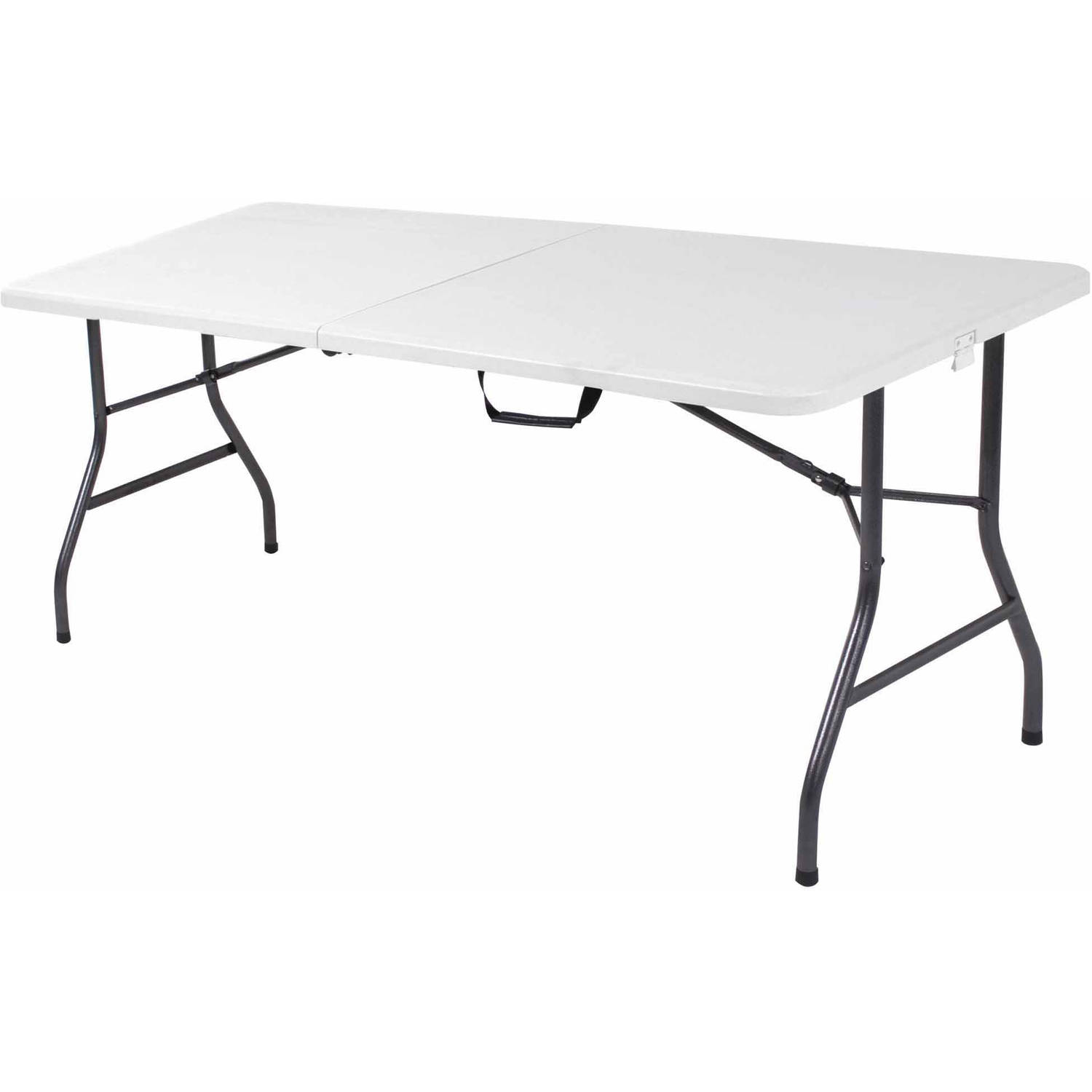 Folding tables chairs for Table retractable