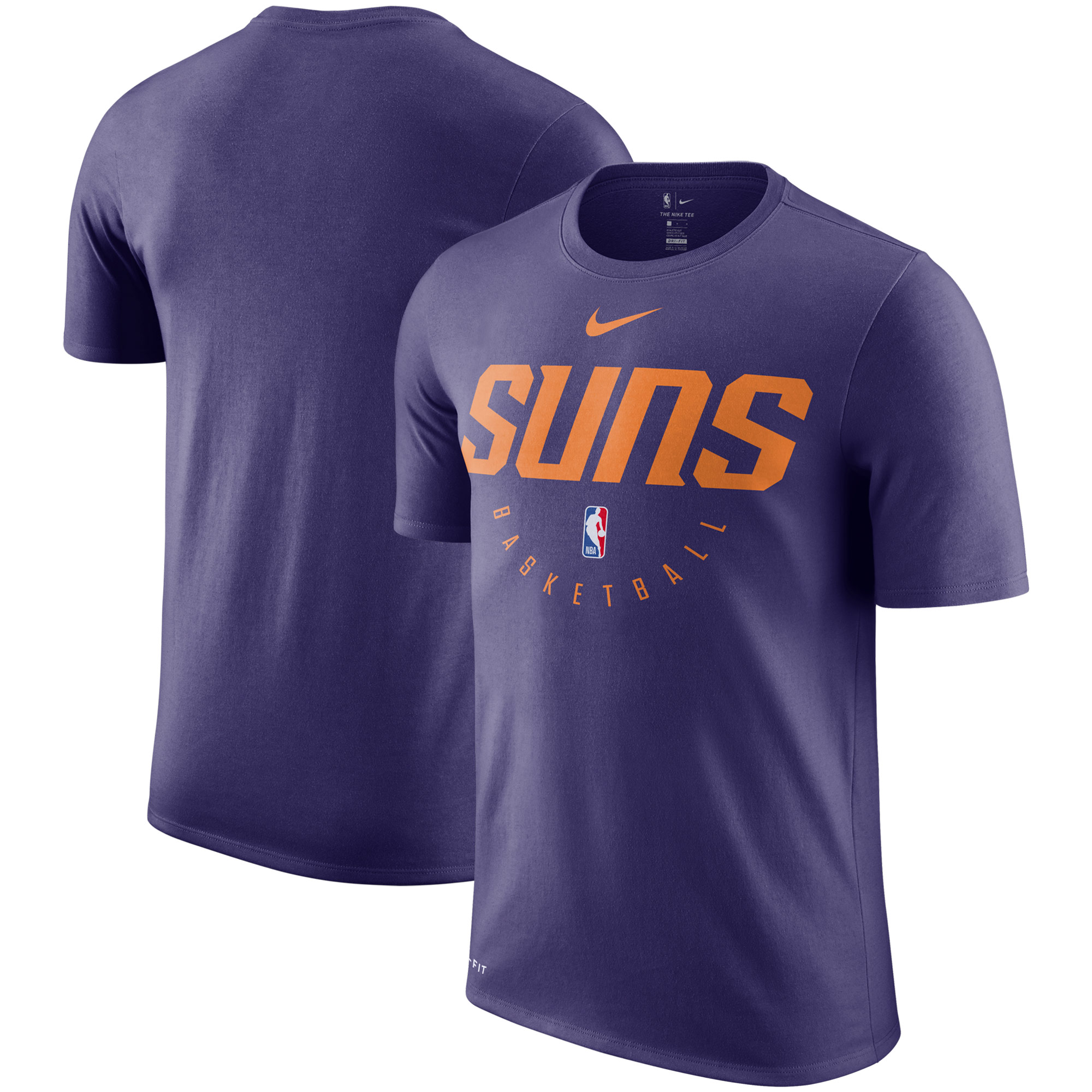 Phoenix Suns Nike Practice Legend Performance T-Shirt - Purple