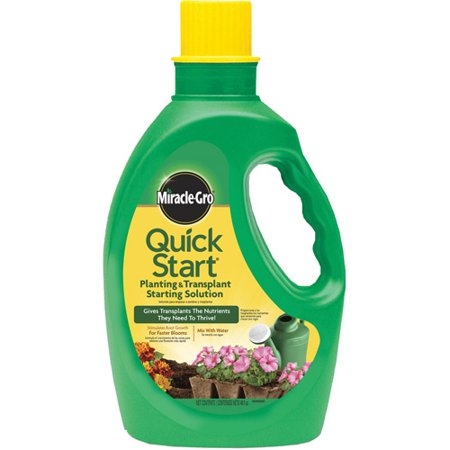 Miracle-Gro Quick Start Planting & Transplant Starting Solution