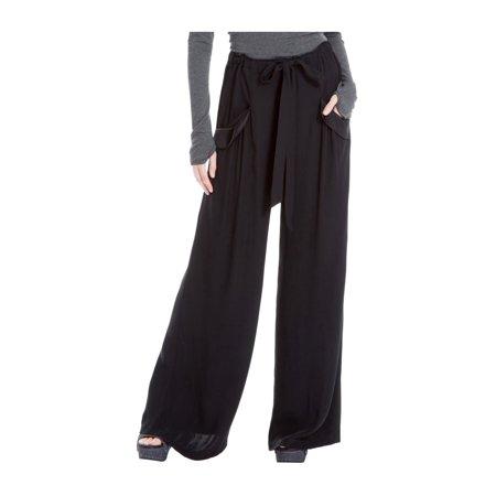 6347efc7b1a Max Studio London - Max Studio London Womens Wide-leg Culotte Pants -  Walmart.com