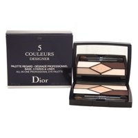 5 Couleurs Designer All-In-One Professional Eye Palette - 508 Nude Pink Design by Christian Dior for Women - 0.2 oz Palette