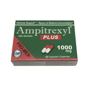 ProMex Ampitrexyl Plus Natural Antibiotic 1000 mg, 30 Caps.